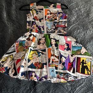 Dresses & Skirts - Comic dress